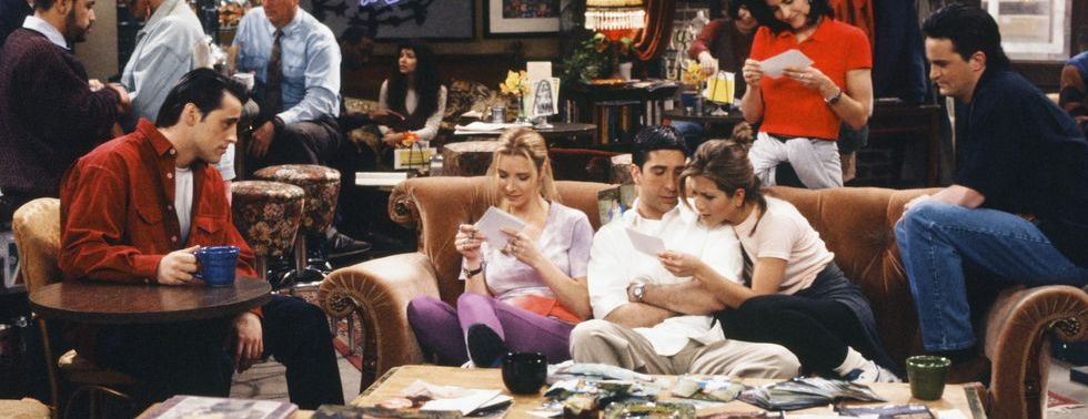 From Monk's Diner to Central Perk: Our Favorite TV Restaurants