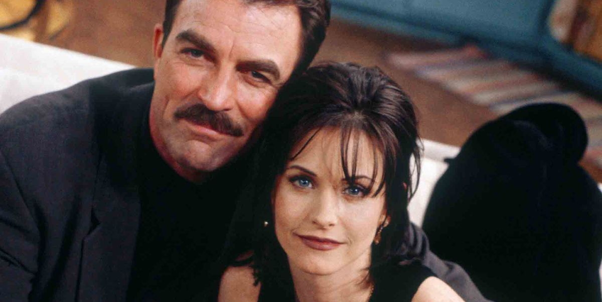 'Friends' Stars Courteney Cox and Tom Selleck Had an Unexpected Reunion in New York