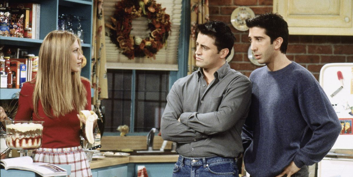 """A New """"Friends"""" Cookbook Will Feature 50+ Iconic Recipes Based on the Show"""