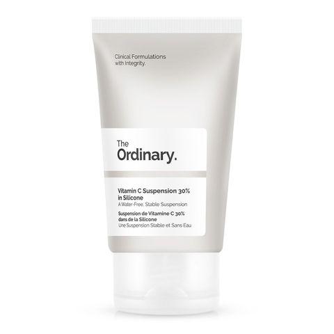 the ordinary vitamin c suspension 30 in silicone vitamine c crème