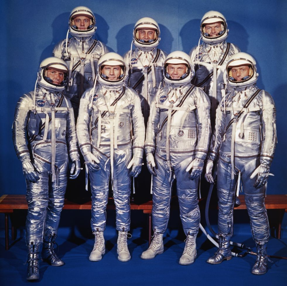 """""""I Lived With the Astronauts"""": PM at the Beginning of U.S. Spaceflight"""