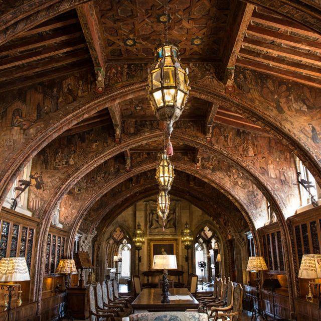 exploring california's hearst castle