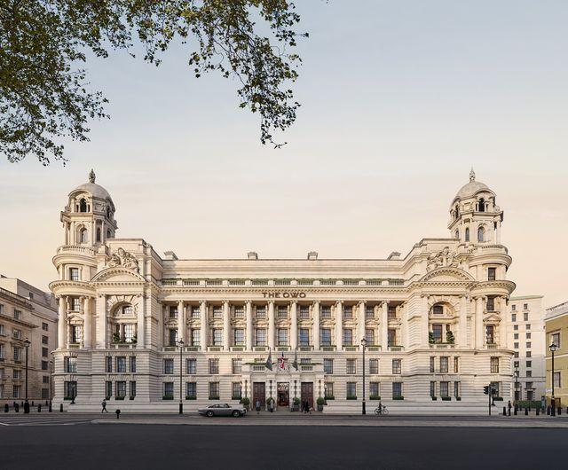 owo raffles residences london