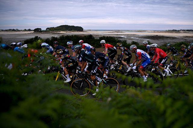 Tour de France Niveau 1 Ploton