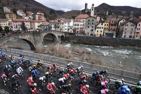 CYCLING-ITA-MILAN-SAN REMO