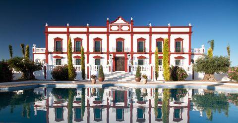 The Palacio - Seville - exterior - Fine & Country