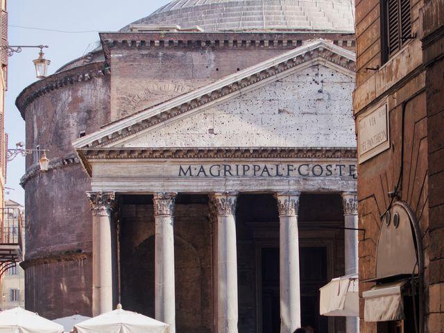 Il pantheon di roma storia architettura e curiosit for Architettura e design roma