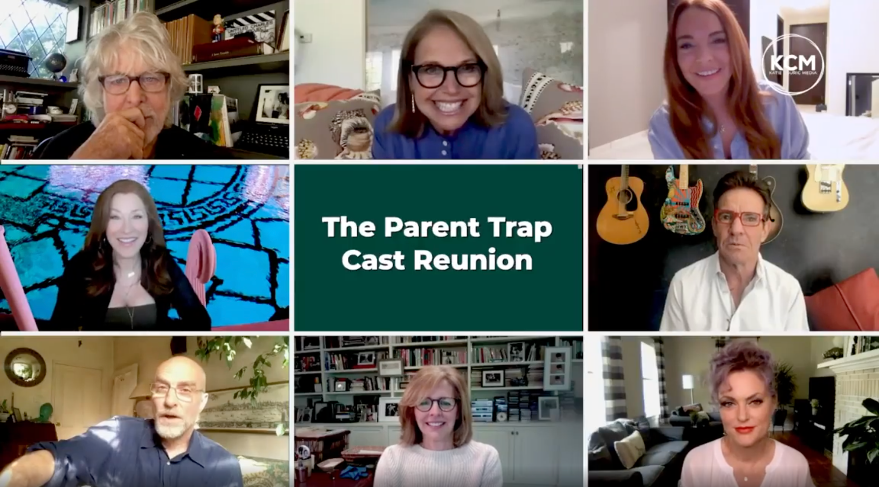 "The Cast of ""The Parent Trap"" Just Reunited and Yes, Even Lindsay ..."