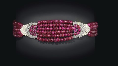 India, jewelry, ruby, royal