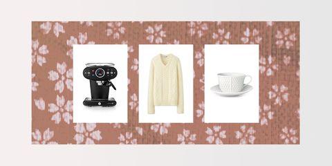 Small appliance, Beige, Mug, Room, Furniture, Table, Tableware, Cup, Drinkware, Illustration,