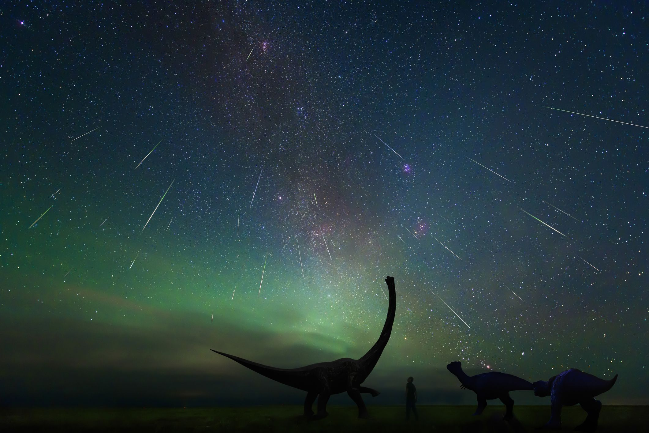 The Terrifying Final Hours of the Dinosaurs' Reign on Earth