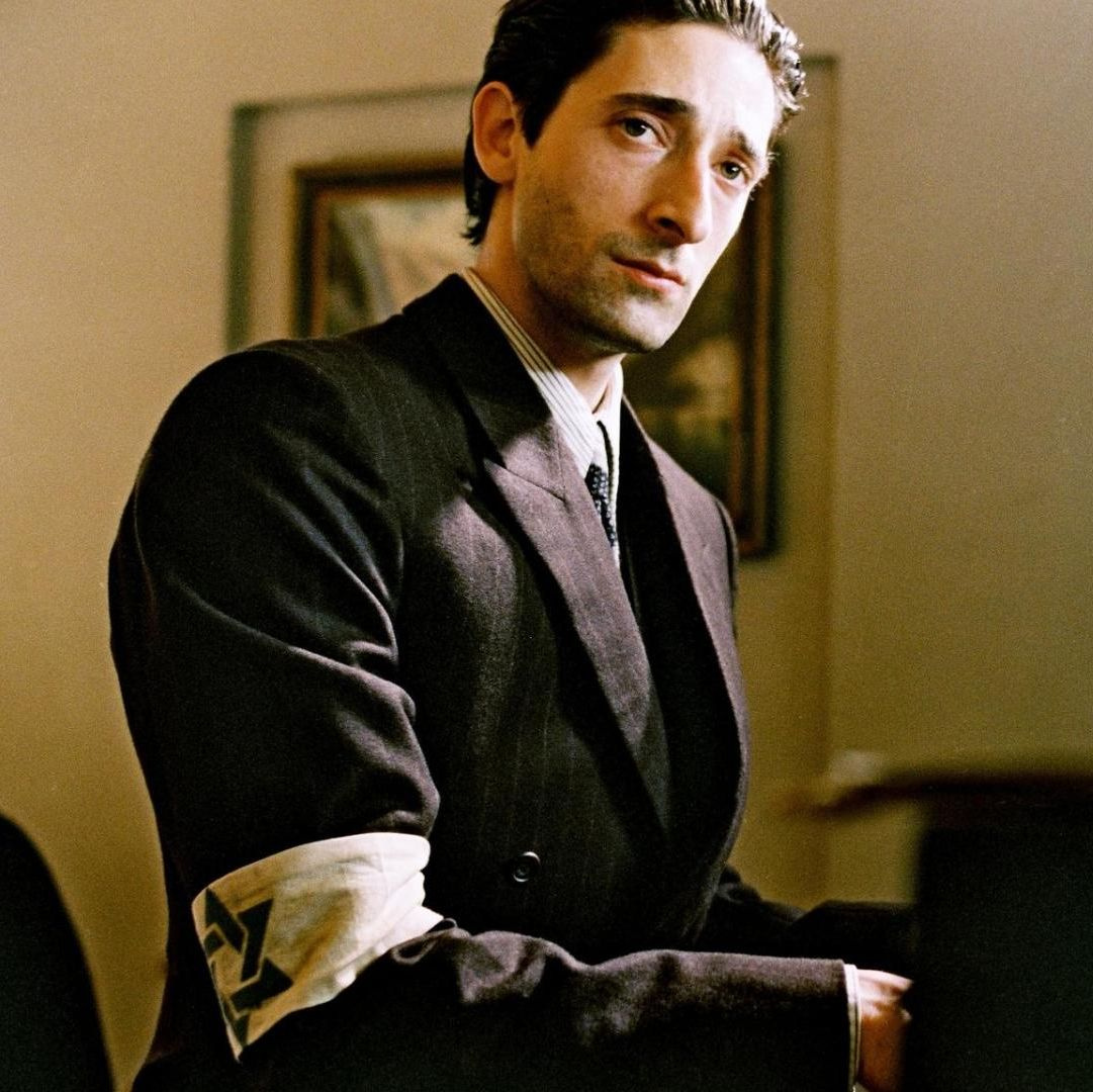 The Pianist Roman Polanski's WWII drama was partly inspired by his own experience seeking refuge from Nazi-controlled Poland, with Adrien Brody playing the radio pianist Wladyslaw Szpilman, who attempts to survive the German occupation of Warsaw.