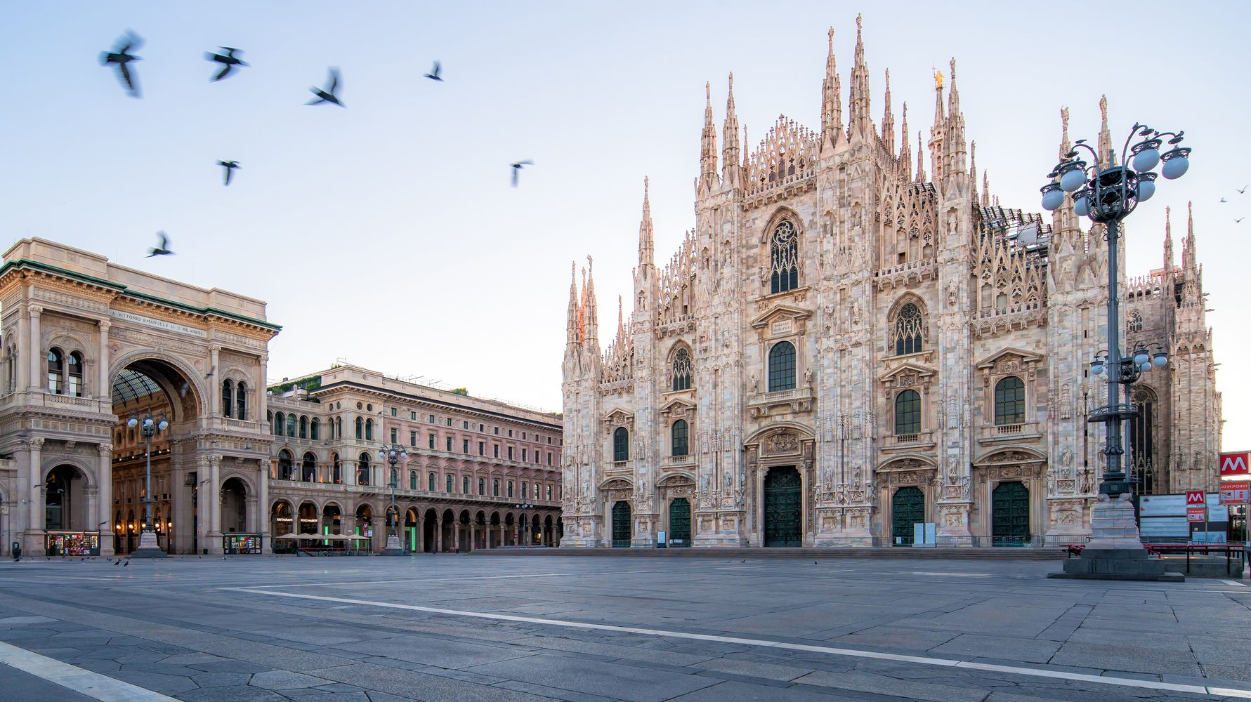 Life on lockdown: A survival guide by a Brit living in Milan
