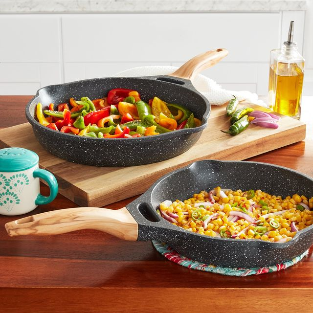 the pioneer woman cast aluminum cookware at walmart