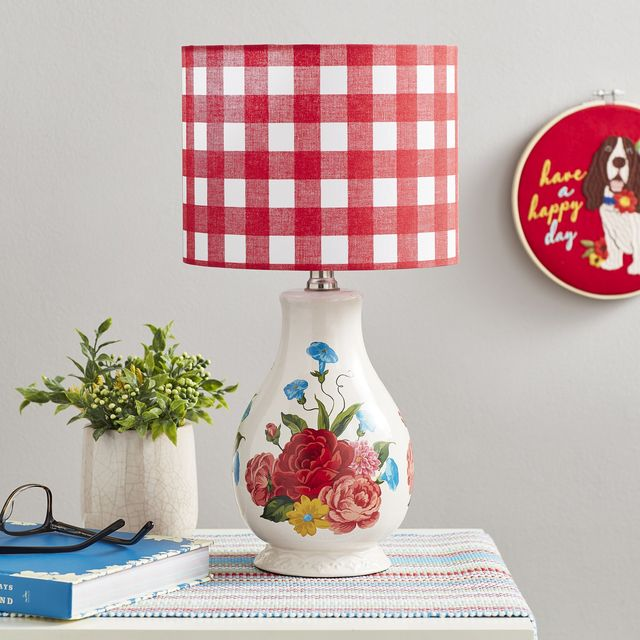 the pioneer woman lamps at walmart