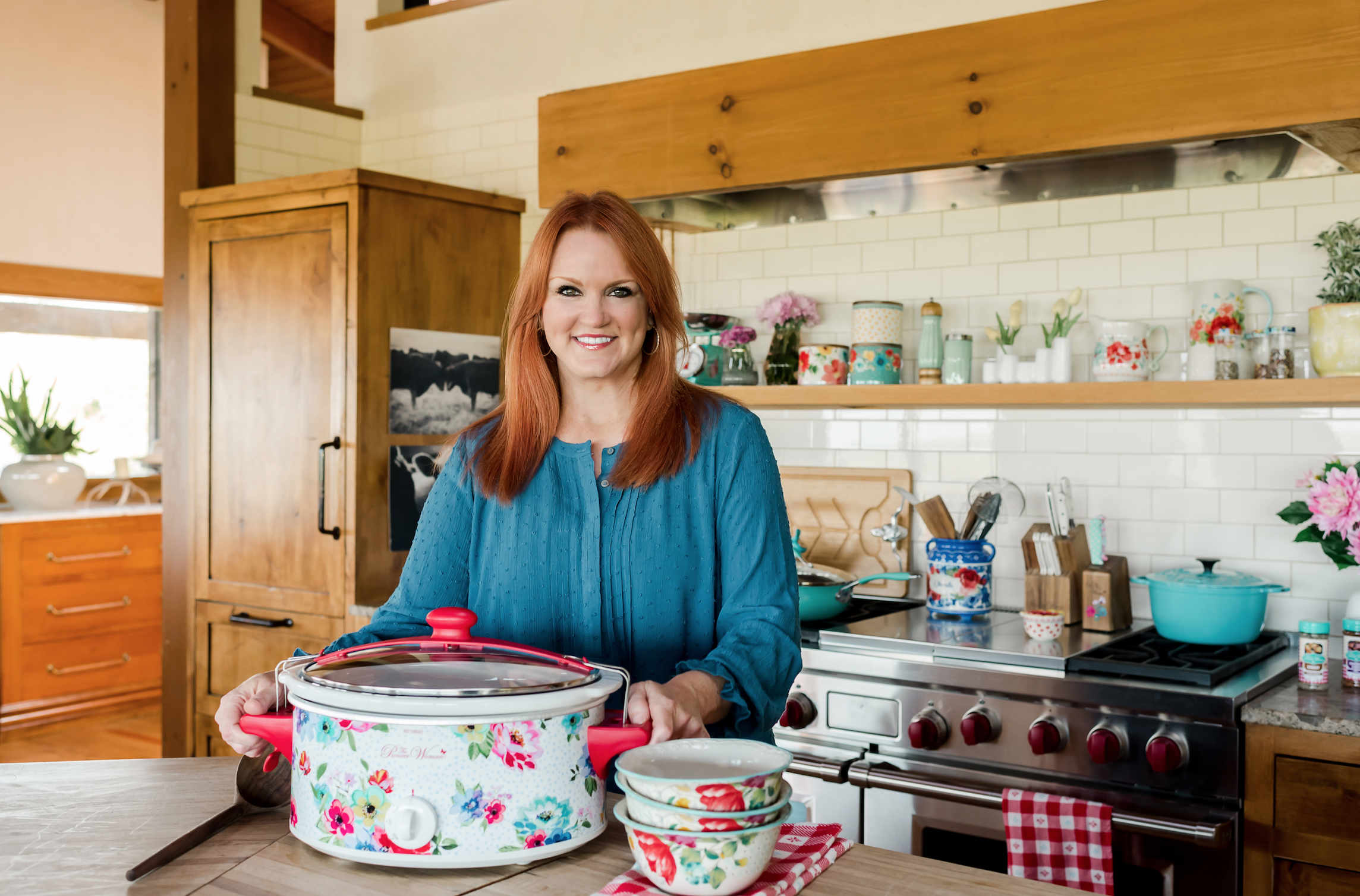 The Pioneer Woman Slow Cooker At Walmart Where To Buy Ree Drummond Slow Cookers