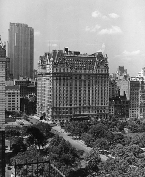 40 Central Park South Nyc: 40 Vintage Photos Of New York City