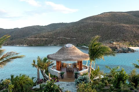 the point estate on moskito island