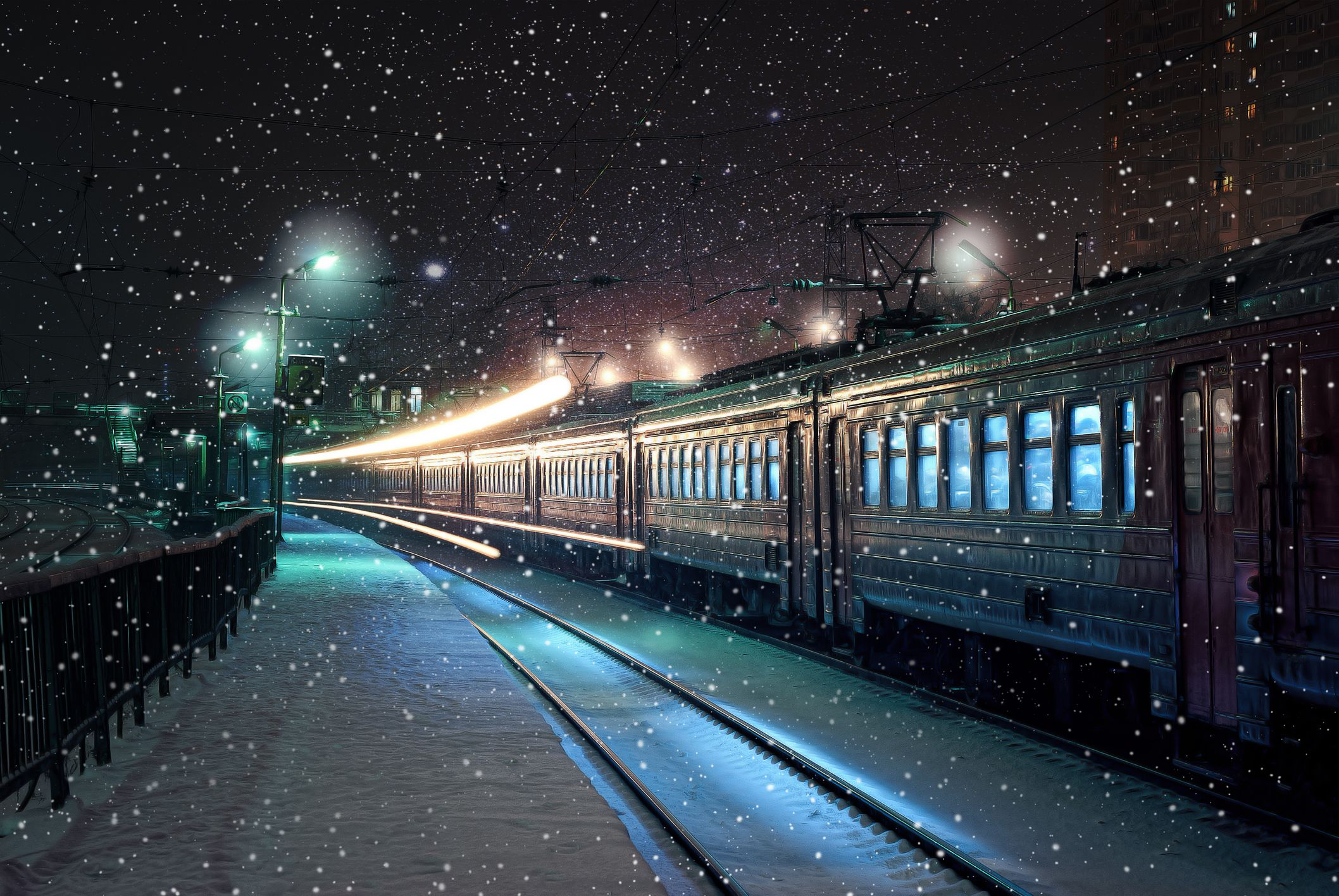 Here's Where You Can Ride The Polar Express Because Christmas Is Just Around The Corner