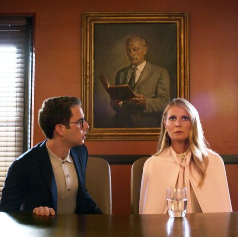 Image result for the politician netflix first look