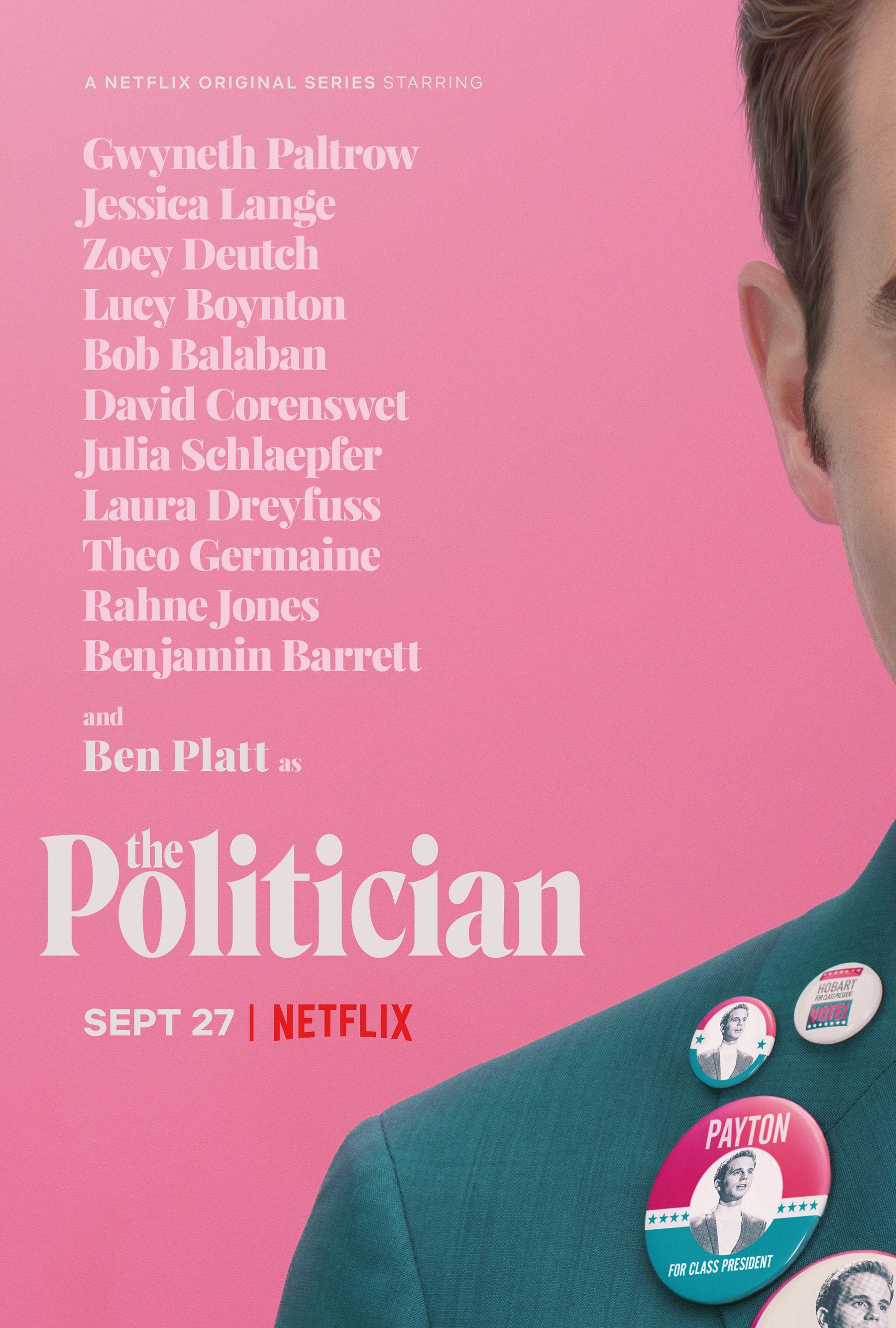 The Politician: serie de Ryan Murphy para Netflix
