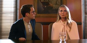 the politician netflix gwyneth paltrow ben platt