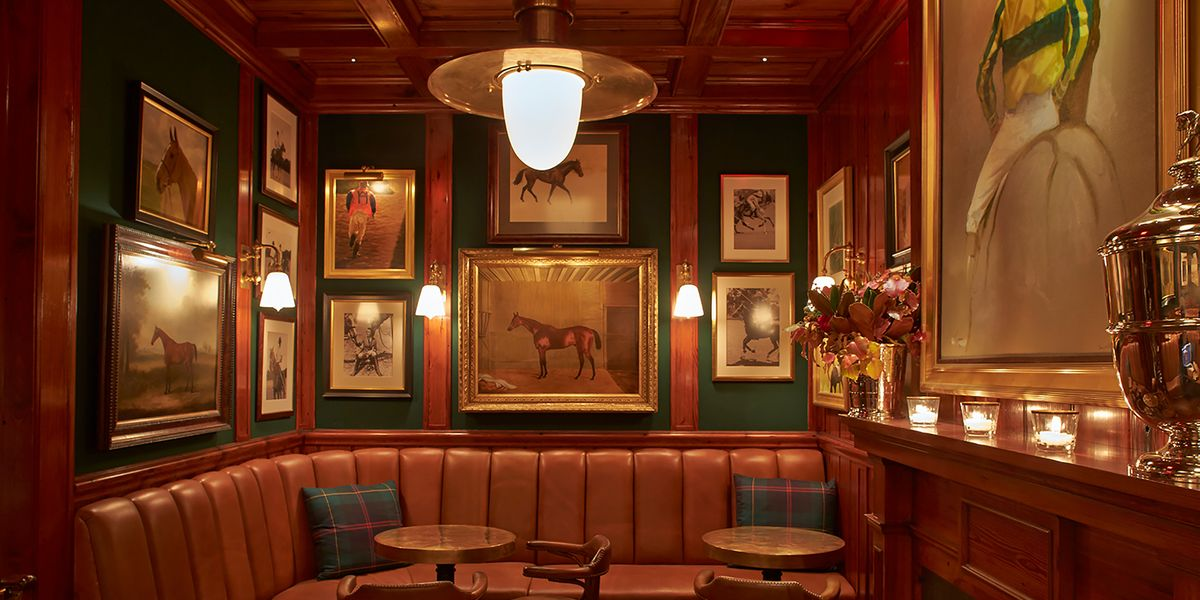 The Polo Bar Rides Again