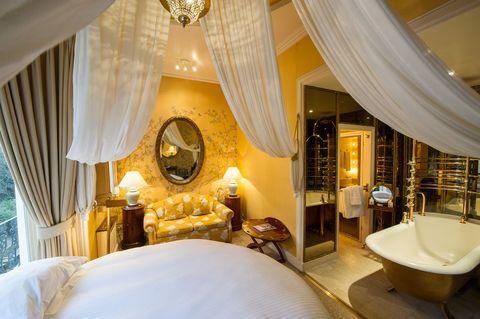 Las mejores camas de hotel del mundo