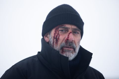 Jeffrey Dean Morgan protagoniza 'The Postcard Killings'