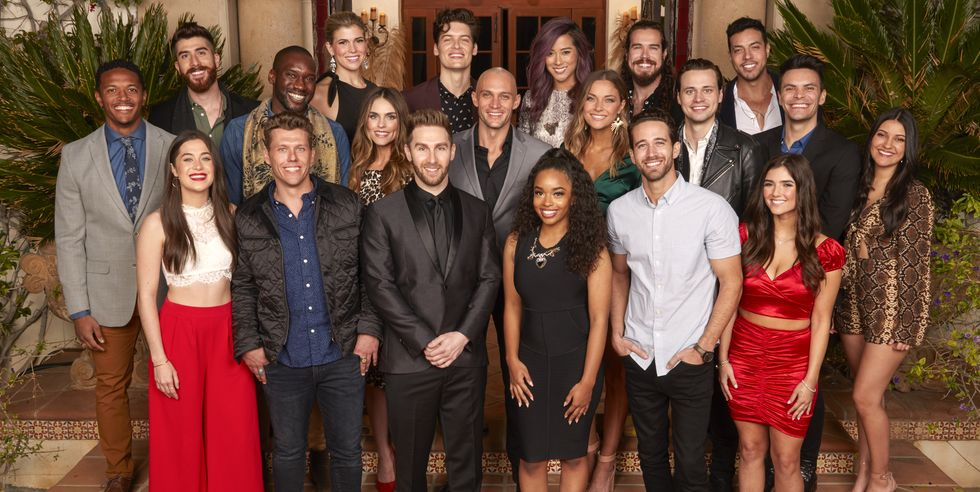 The Bachelor Listen to Your Heart Cast Season 1