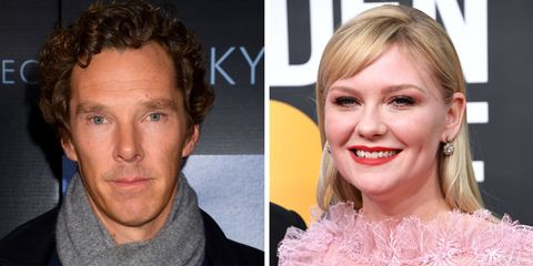the power of dog película netflix benedict cumberbatch kirsten dunst ellees