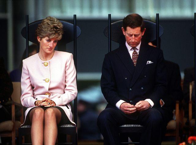 ダイアナ妃とチャールズ皇太子は別れる運命だった? 占星術師が分析