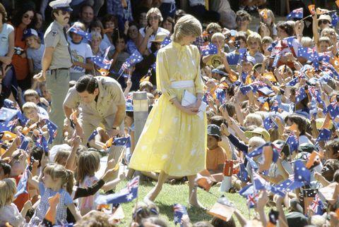 princess diana prince charles s 1983 australia tour in photos princess diana prince charles s 1983