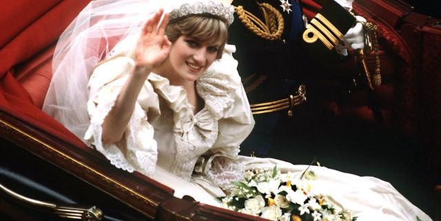 princess diana s wedding dress was recreated for the crown princess diana s wedding dress was
