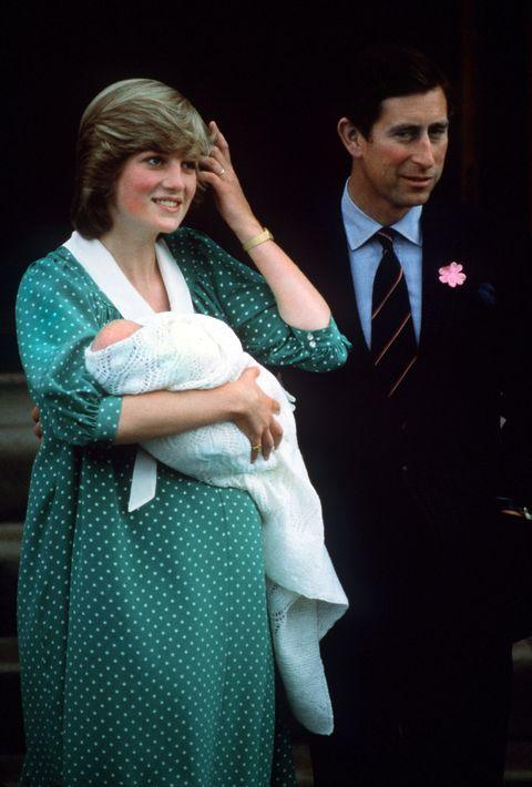 Diana's New Family