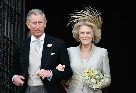 bendición del matrimonio real en el castillo de windsor
