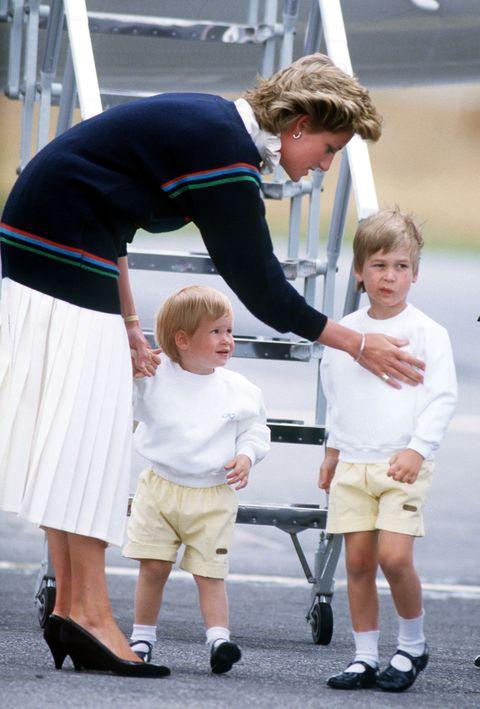Princess And Sons