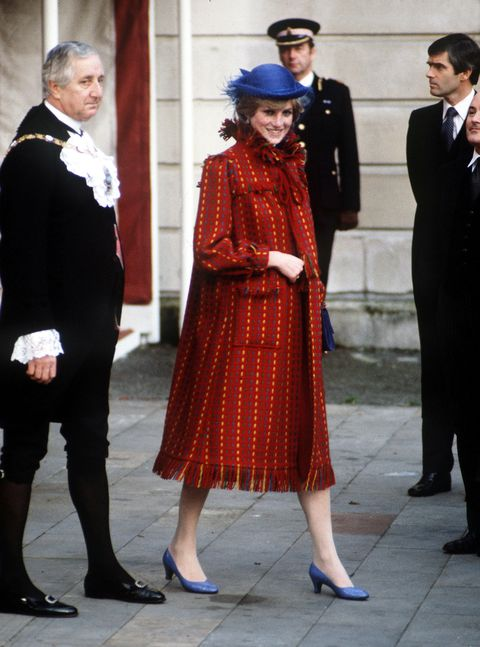 diana at the guildhall