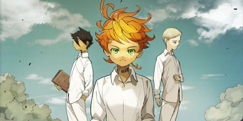 The Promised Neverland top mangas vendidos