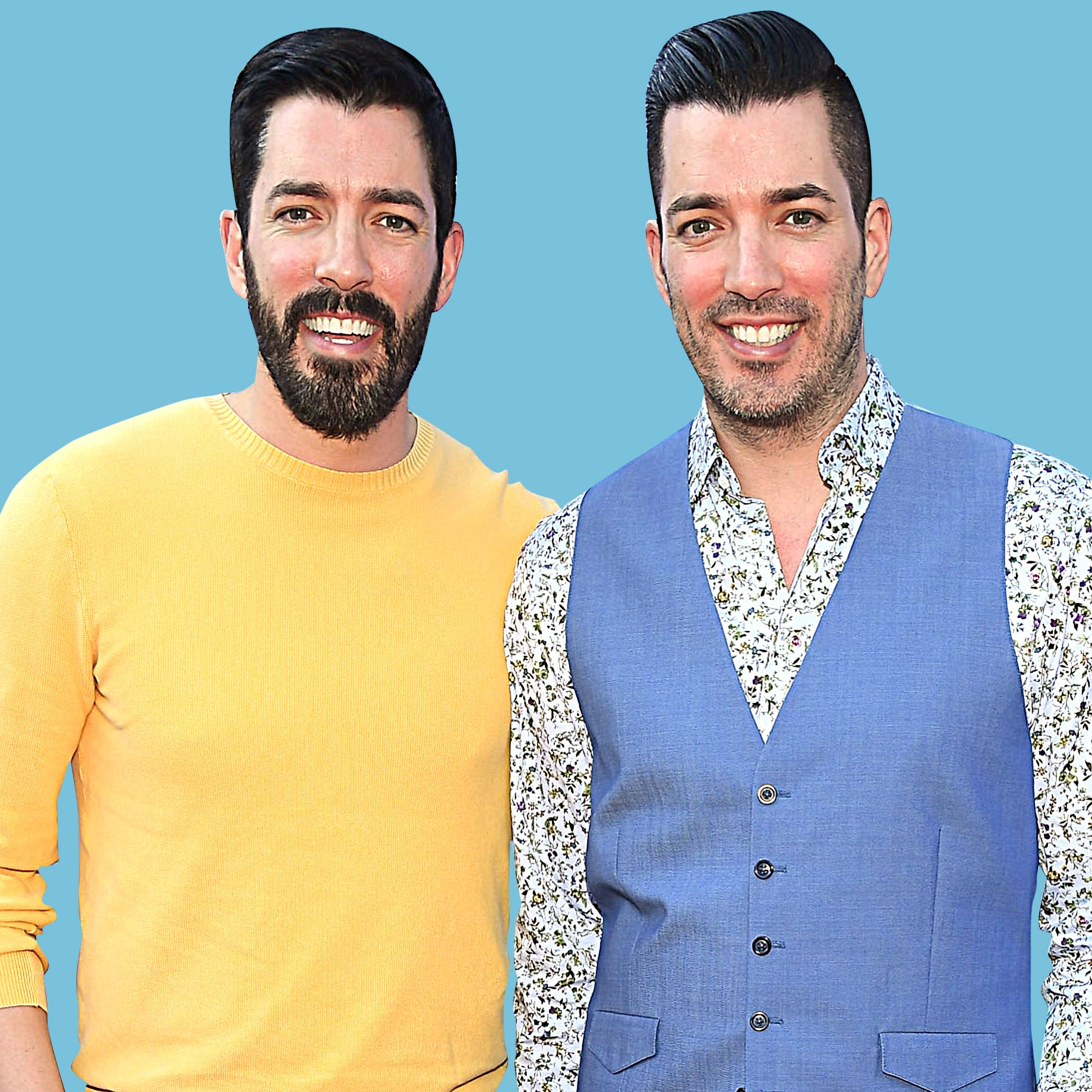 Conan O'Brien Calls in The Property Brothers to Get Advice About Buying Greenland