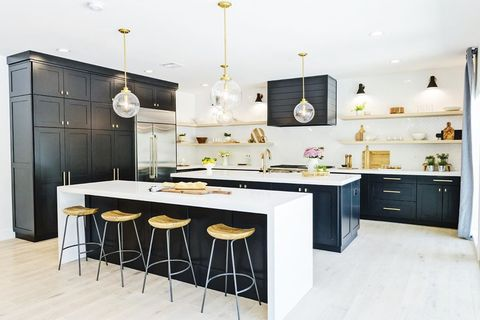 The Property Brothers Designed a Kitchen with Two Islands ...