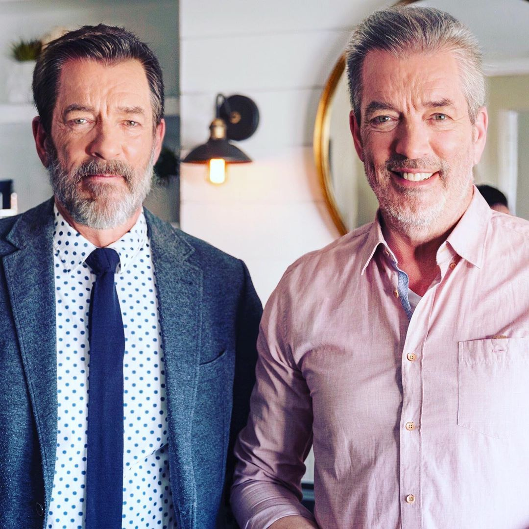 The Property Brothers Did the FaceApp Challenge and They Actually Look like These Two Actors