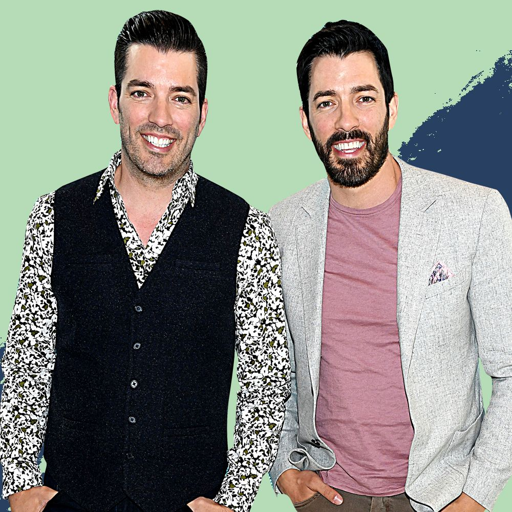 HGTV Stars Jonathan and Drew Scott Say to Never Paint Walls These Two Colors