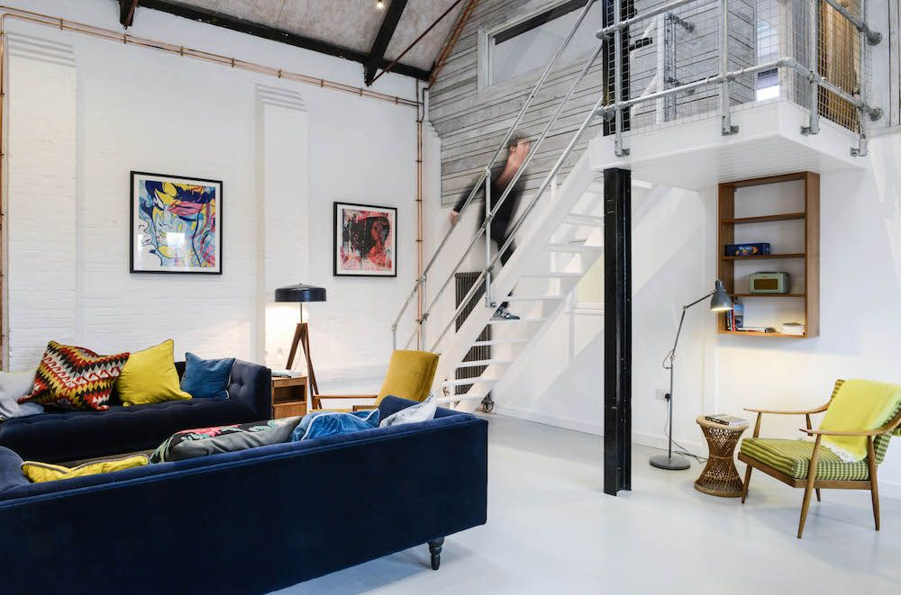 Converted Victorian Pump House With Scandi Interiors For Sale In Winchester