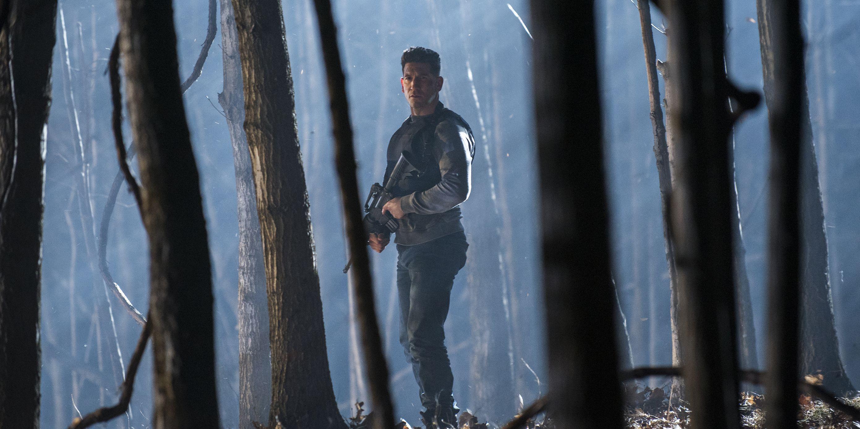 The Punisher season 2, Jon Bernthal as Frank Castle