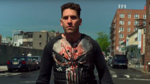 The Punisher season 2 - Jon Bernthal