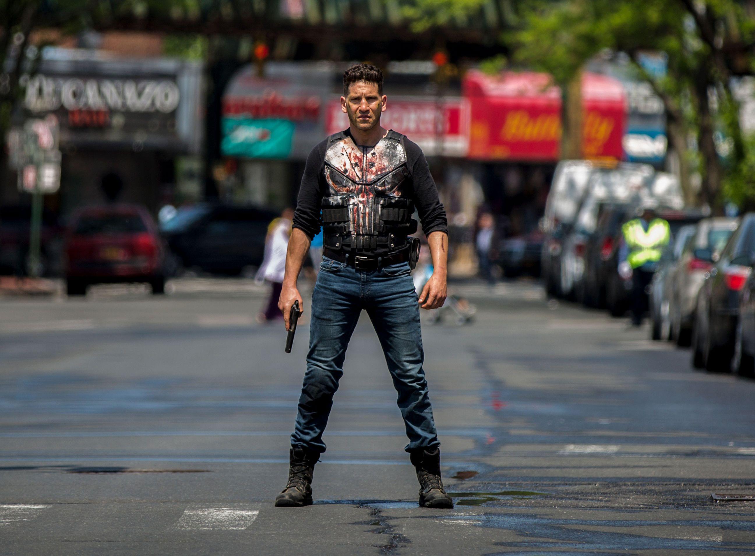 "The Punisher showrunner wants season 3 – but Marvel says it's ""Netflix's call"""
