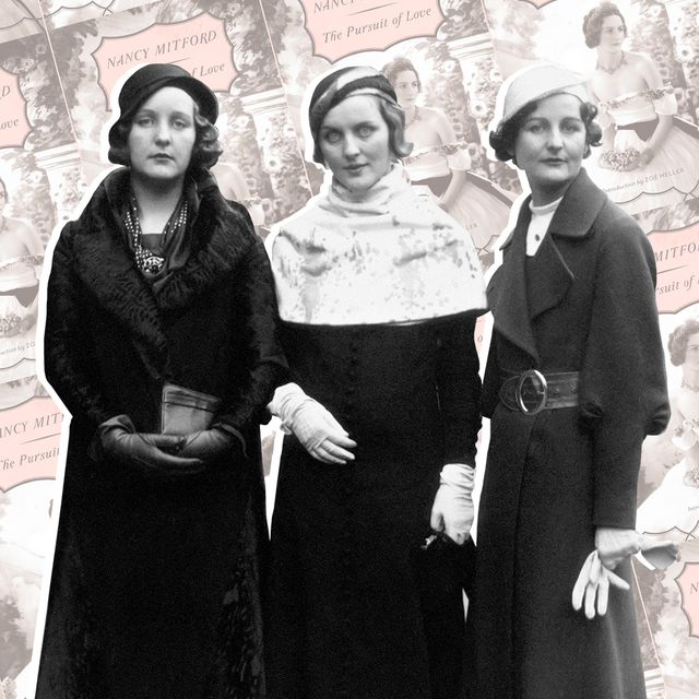 nancy mitford sisters pursuit of love