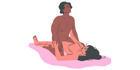 5 drool-worthy sex positions perfect for internal G-spot stimulation