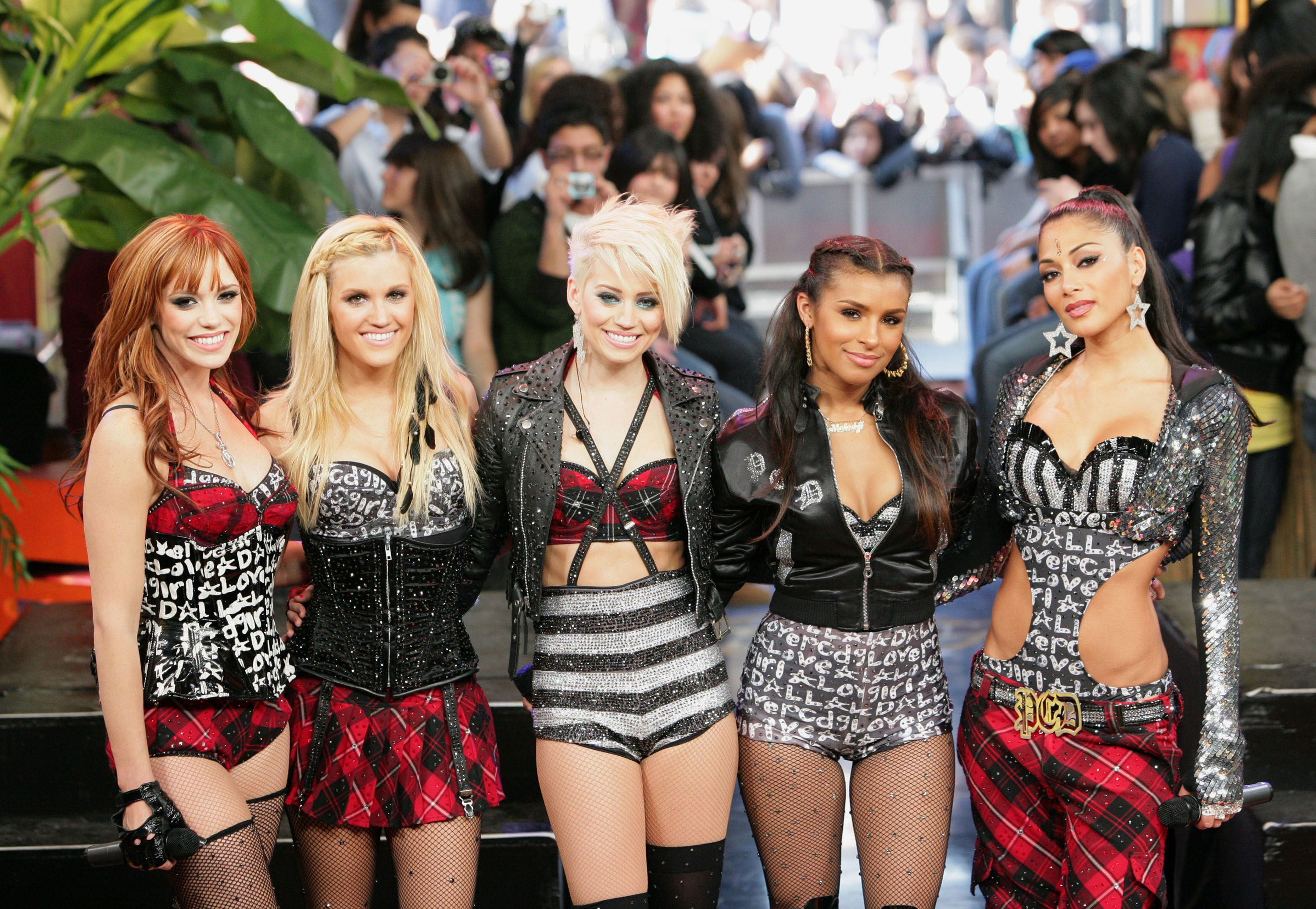 The Pussycat Dolls' Ashley Roberts addresses rumours the band are set to reunite